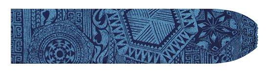 青のパウスカートケース カヒコ柄 pcase-2795BL 【メール便可】★オーダーメイド
