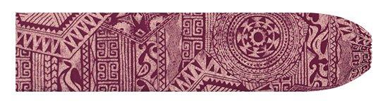 茶色のパウスカートケース カヒコ柄 pcase-2795BR 【メール便可】★オーダーメイド