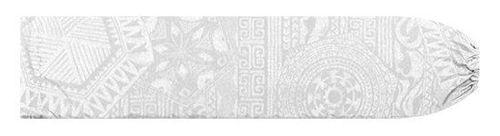 白のパウスカートケース カヒコ柄 pcase-2795WH 【メール便可】★オーダーメイド