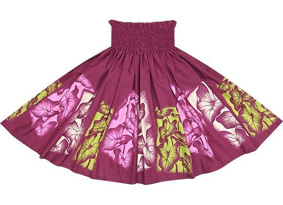 【蔵出し】 紫のパウスカート タロ柄 spau-2458PP-re