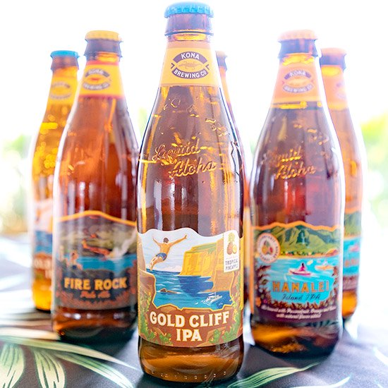 【コナビール】 ハワイのビール 6本[3種類×2本] 飲みくらべセット 2020 Autum drnk-knbeer-assort3x2set