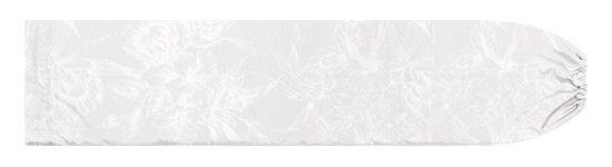 白のパウスカートケース プロテア・ハイビスカス柄 pcase-2806WHWH 【メール便可】★オーダーメイド