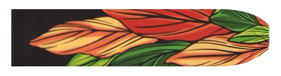 黒のパウスカートケース ティリーフ柄 pcase-2808BK 【メール便可】★オーダーメイド