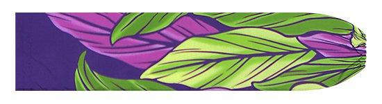 紫のパウスカートケース ティリーフ柄 pcase-2808PP 【メール便可】★オーダーメイド