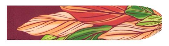 赤のパウスカートケース ティリーフ柄 pcase-2808RD 【メール便可】★オーダーメイド