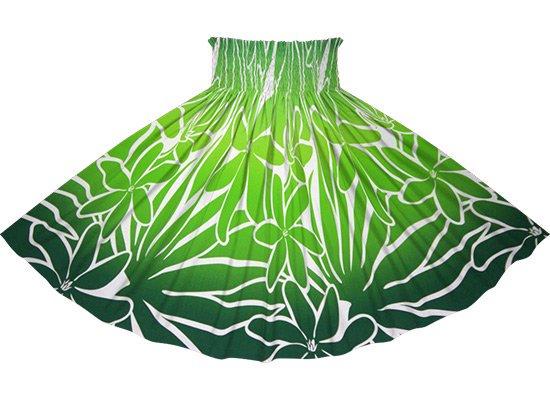 【蔵出し】 緑のパウスカート ティアレ・グラデーション柄 spau-2706GN-re