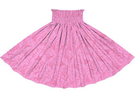 ピンクのパウスカート バナナリーフ柄 spau-2681PiPi