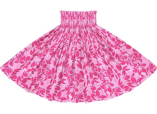 ピンクのパウスカート プルメリア総柄 spau-2817Pi