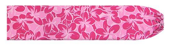 ピンクのパウスカートケース プルメリア総柄 pcase-2817Pi 【メール便可】★オーダーメイド