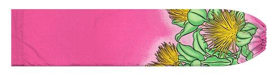 ピンクのパウスカートケース レフア柄 pcase-2820Pi 【メール便可】★オーダーメイド