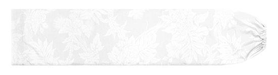 白のパウスカートケース モキハナ・レフア柄 pcase-2825WHWH 【メール便可】★オーダーメイド