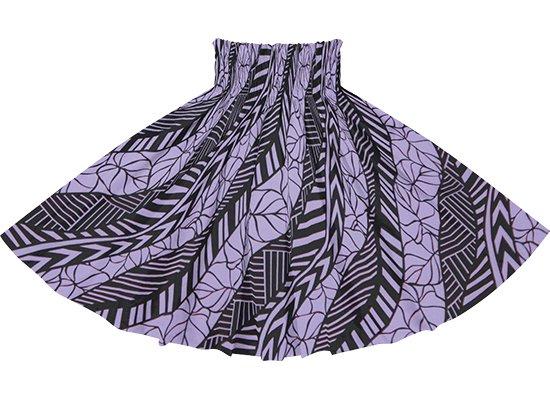 紫のパウスカート タロ柄 spau-rm-2810PP 75cm 4本ゴム 【既製品】