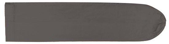 無地のパウスカートケース ダークグレー pcase-sld-darkgray 【メール便可】★オーダーメイド