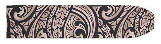 茶色のパウスカートケース カヒコ・グラデーション柄 pcase-2830BR 【メール便可】★オーダーメイド