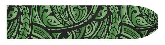 緑のパウスカートケース カヒコ・グラデーション柄 pcase-2830GN 【メール便可】★オーダーメイド