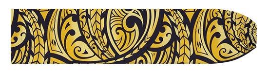 黄色のパウスカートケース カヒコ・グラデーション柄 pcase-2830YW 【メール便可】★オーダーメイド