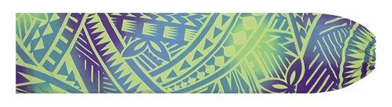 きみどりのパウスカートケース トライバル・グラデーション柄 pcase-2831LG 【メール便可】★オーダーメイド
