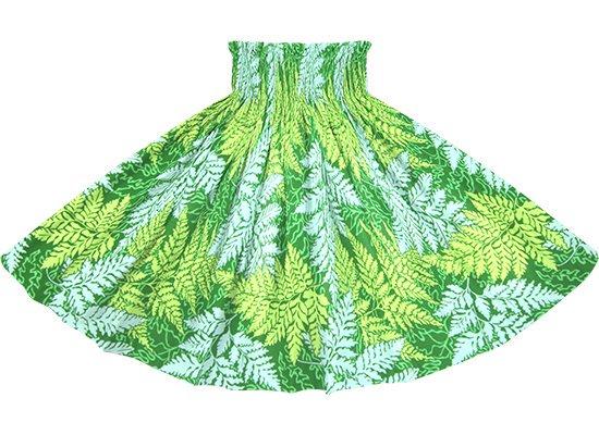 【蔵出し】 緑のパウスカート パラパライ柄 spau-2775GN