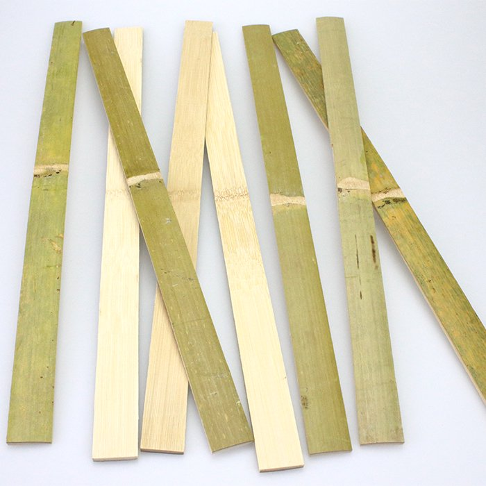 オヘカパラ専用のオヘ(竹) Lサイズ 'Ohe Kapala (幅 約2.5センチ、長さ 約37センチ、厚さ 約5ミリ) crft-ohe-L 【5本までメール便可】