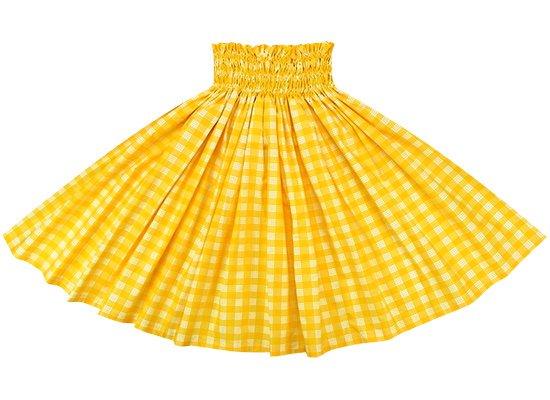 黄色のパウスカート パラカ柄 spau-2028YW (1238)