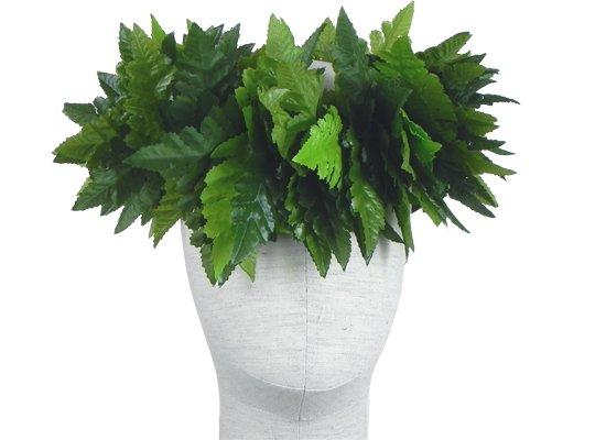 緑色レザーファンレイ レイポオ 頭用 FL44532