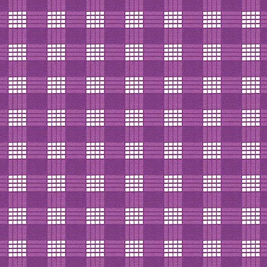 紫のハワイアンファブリック パラカ柄 fab-2028PP 【4yまでメール便可】