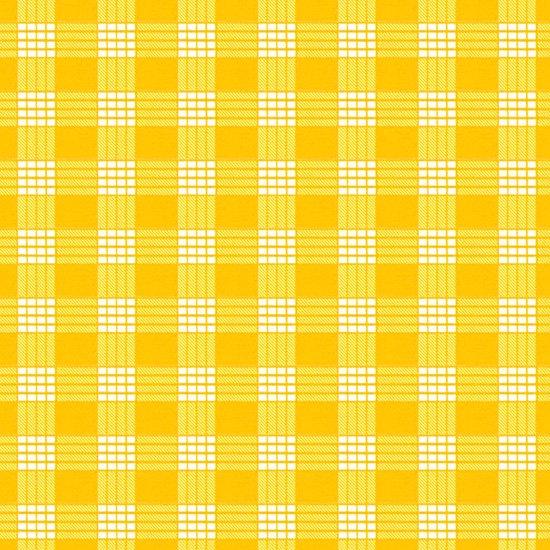 黄色のファブリック パラカ柄 fab-2028YW 【4yまでメール便可】