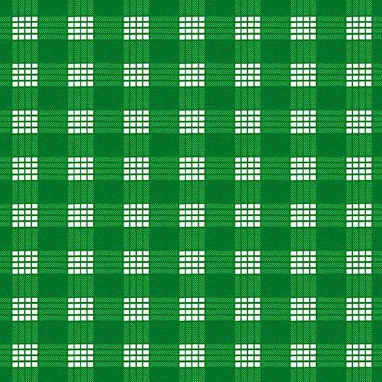 緑のハワイアンファブリック パラカ柄 fab-2028GN 【4yまでメール便可】