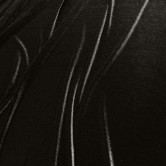 ソリッド ベルベット ブラック Fab-velvet_black
