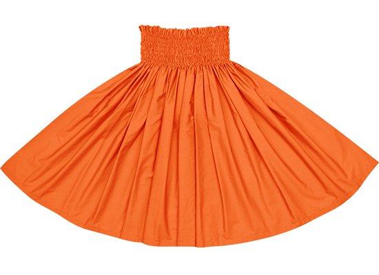 オレンジの無地パウスカート spau-sld-orange-M25