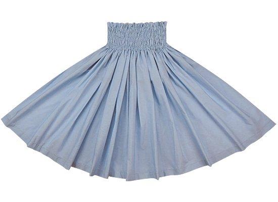 【終売】【ダブルパウ専用オプション】ラベンダーブルーの無地パウスカート Wopt-lavenderblue-c071