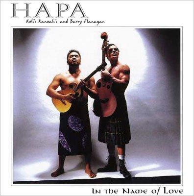 【CD】 In The Name of Love / Hapa 【メール便可】 cdvd-cd