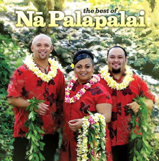 【CD】 The Best Of Na Palapalai / Na Palapalai 【メール便可】
