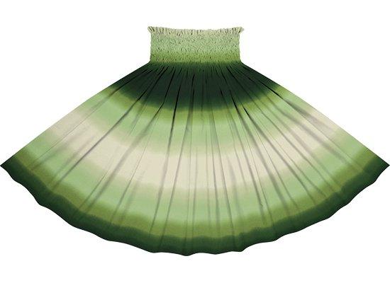 きみどりと緑のパウスカート グラデーション柄 spau-2270LGGN-tp