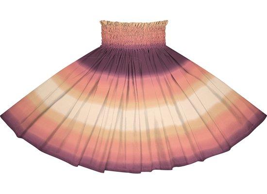 オレンジと紫のパウスカート グラデーション柄 spau-2270ORPP-tp