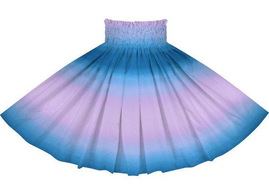 紫と水色のパウスカート グラデーション柄 spau-2270PPAQ-tp