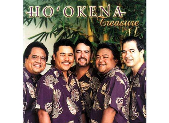 生産終了【CD】Treasure / Ho'okena