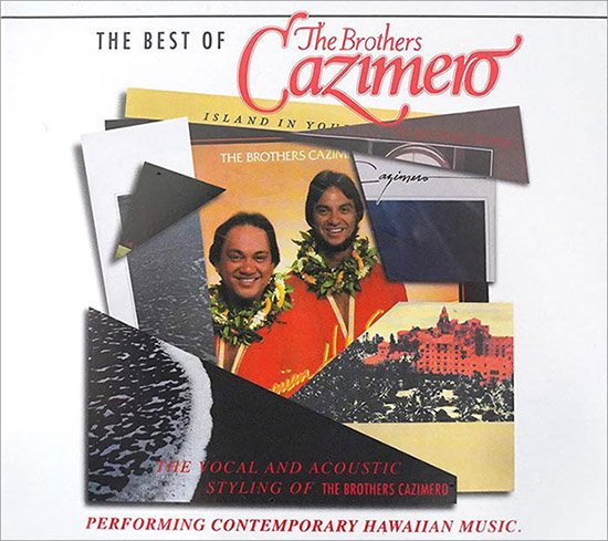 【CD】 The Best Of The Brothers Cazimero Vo.1 / The Brothers Cazimero 【メール便可】