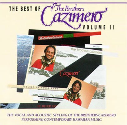 【CD】 The Best Of The Brothers Cazimero Vol.II / The Brothers Cazimero 【メール便可】