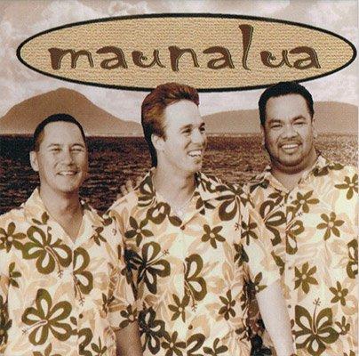 【CD】 Maunalua / Maunalua 【メール便可】