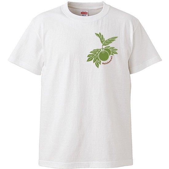 レディースTシャツ−ウル 白 【2枚までメール便可】