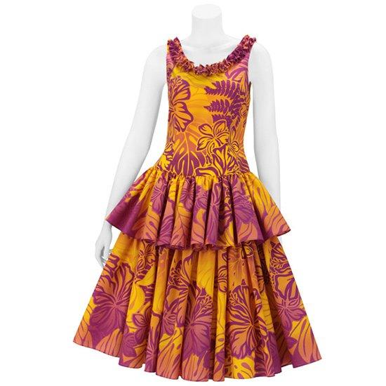 スリーブレス フラドレス order_dress_41020ds 【オーダーメイド】