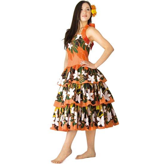 ホルターネック フラドレス order_dress_41016ds 【オーダーメイド】