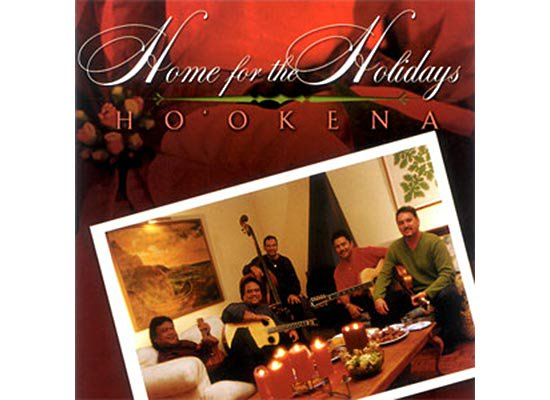 【CD】Home for the Holidays / Ho'okena 【メール便可】 cdvd-cd