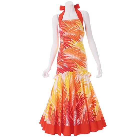 ホルターネック フラドレス order_dress_41015ds 【オーダーメイド】