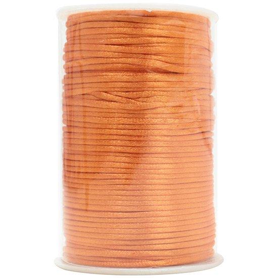 ラットテールコード ライトオレンジ 100yd 2mm sewg-rtc【072】