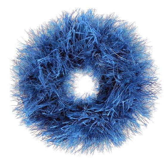 クロシェットシュシュ ミッドナイトブルー CS3-004A02_midnight_blue 【メール便可】