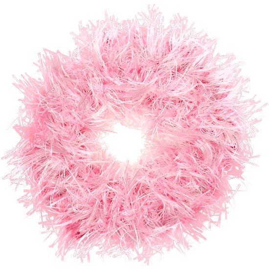 クロシェットシュシュ パステルピンク CS3-004A11_pastel_pink 【メール便可】