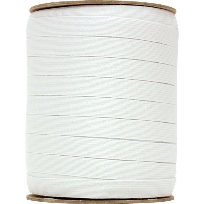 パウスカート用ウエストゴム 16コール (1本ゴム用平ゴム) 90mボビン巻き 日本製