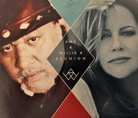 【CD】 Reunion / Amy Hanaiali'i Gilliom & Willie K. (エイミーハナイアリイ & ウィリーケイ) 【メール便可】 cdvd-cd